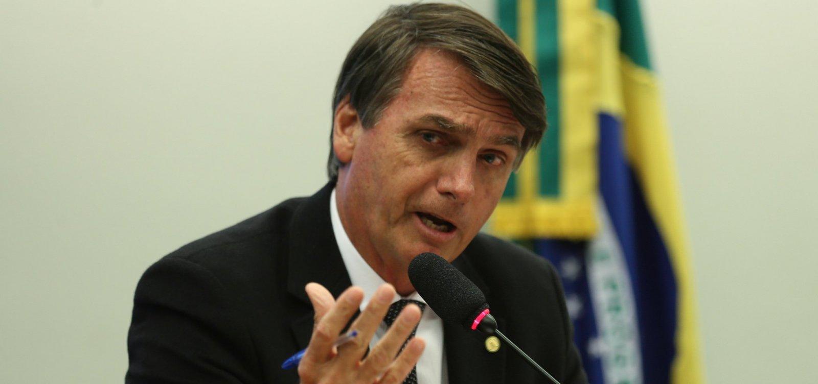 [Bolsonaro afirma desconhecer investigação sobre Paulo Guedes]