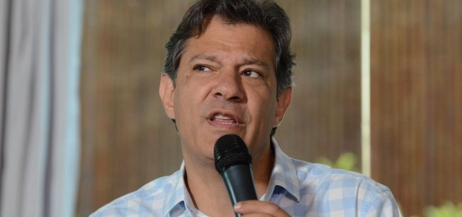 [PT enaltece Haddad como 'nova liderança' em resolução política do partido]