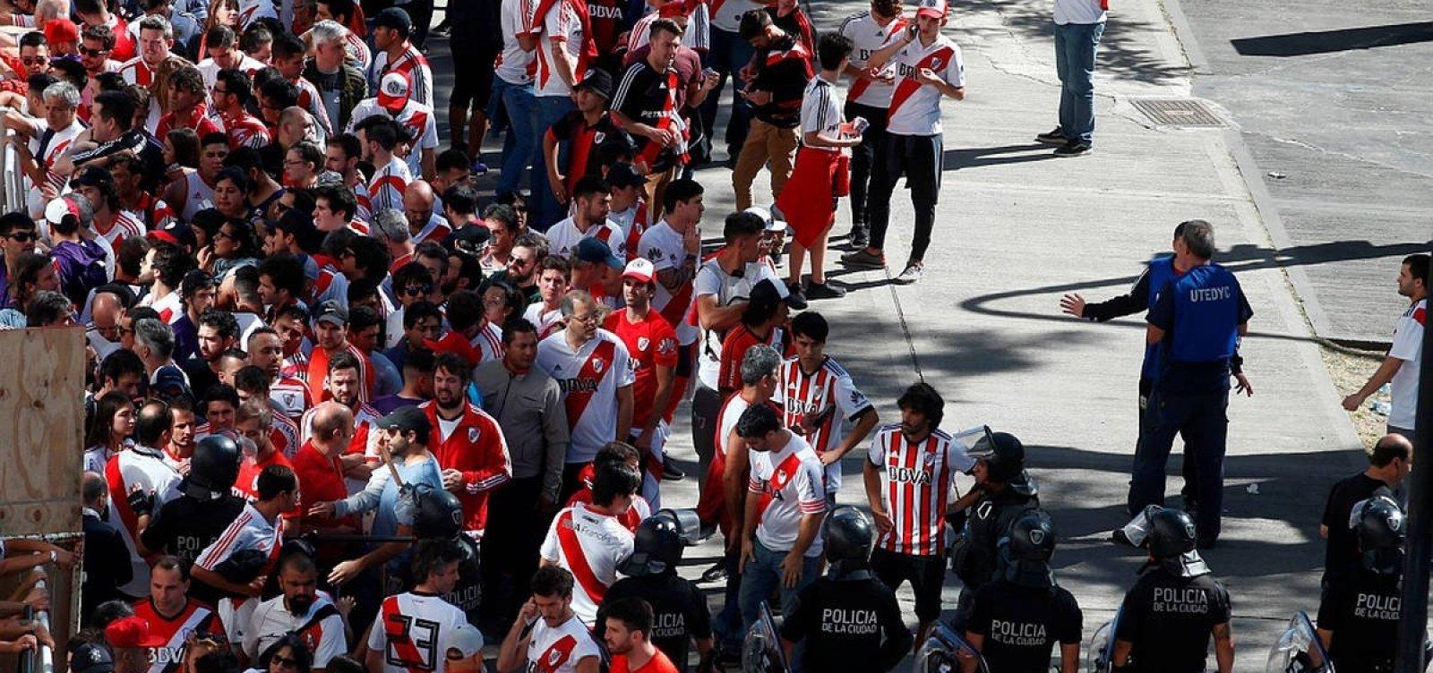 [Conmebol diz que final da Libertadores em Madri é 'irreversível']