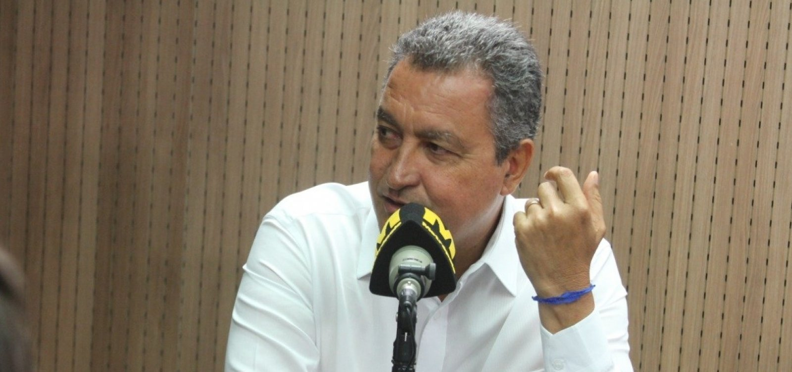 [Mário Kertész entrevista Rui Costa no Jornal da Bahia No Ar]