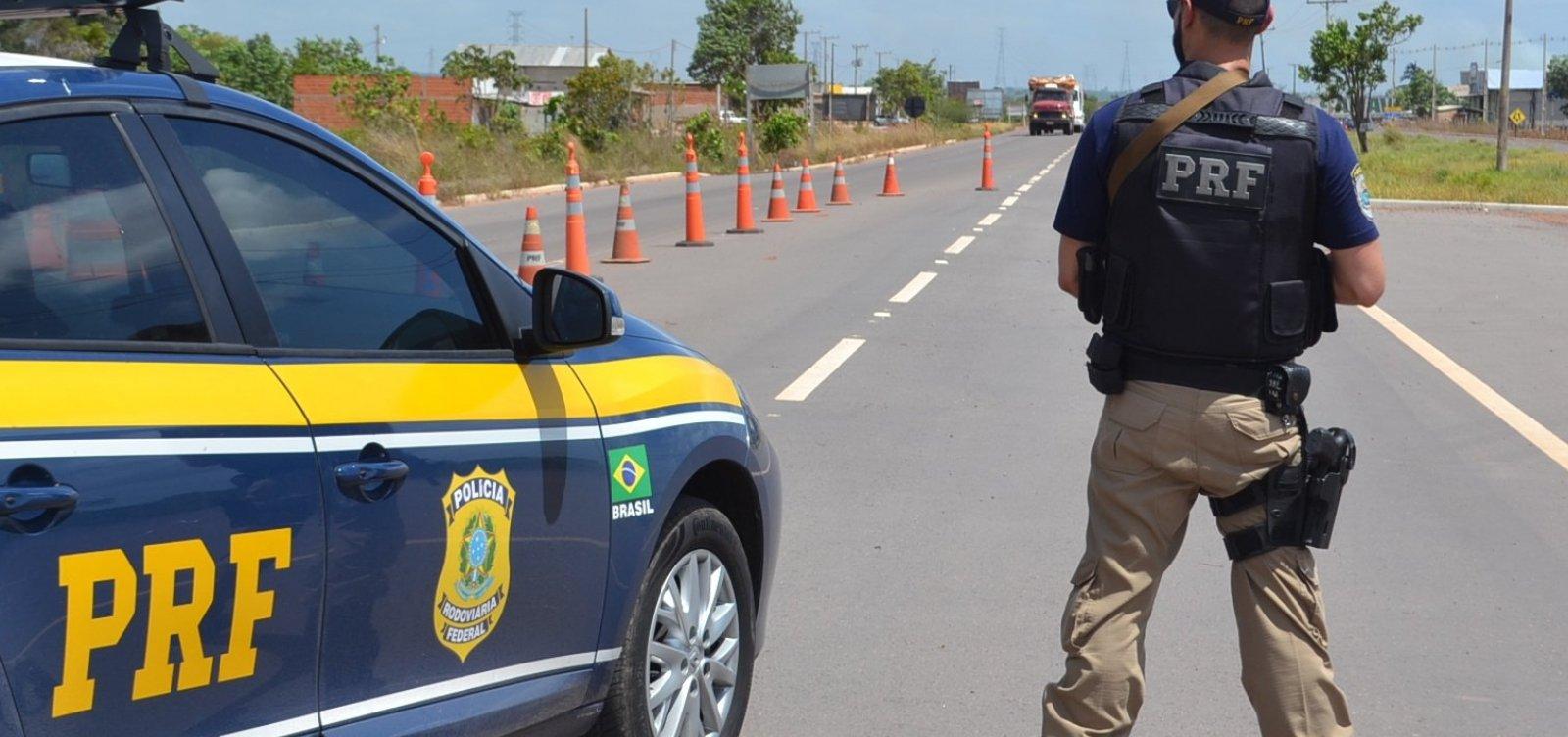 [Polícia cumpre mandados de prisão no Rio e MS contra tráfico de armas]