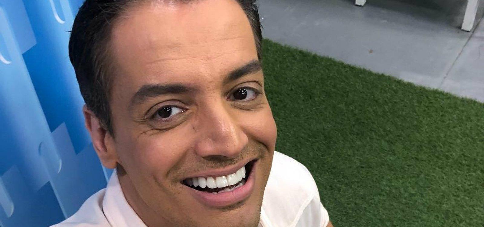 [Leo Dias se interna no fim de semana para continuar tratamento contra cocaína]