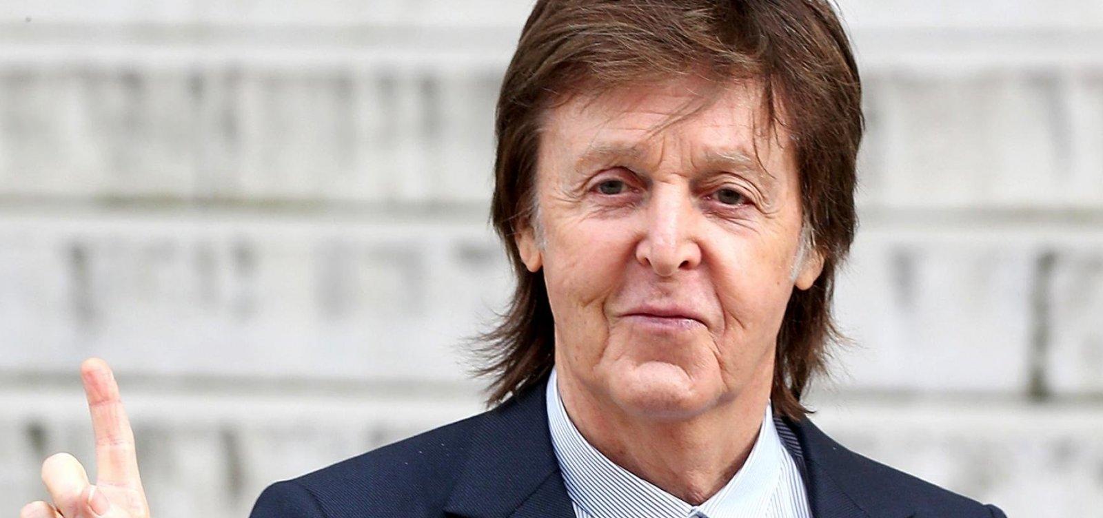 [Paul McCartney faz shows no Brasil em março de 2019]