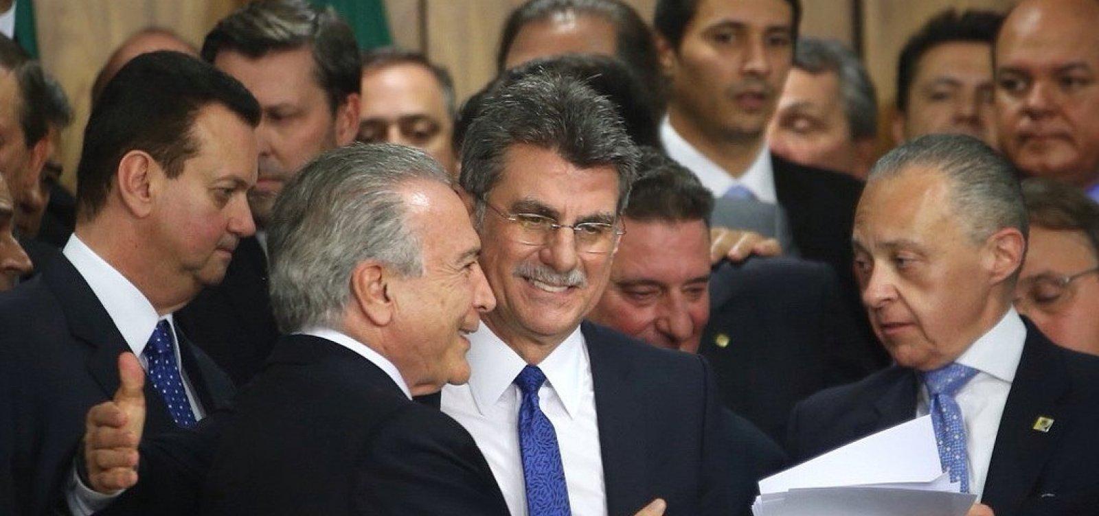 [MDB anuncia 'independência ativa' no governo de Bolsonaro]