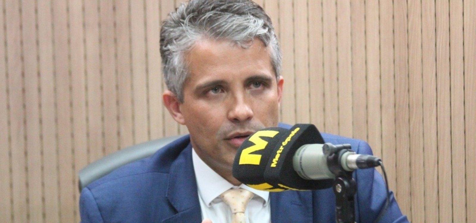 [Luiz Viana será candidato a vice da OAB nacional; Castro aposta em presidência]