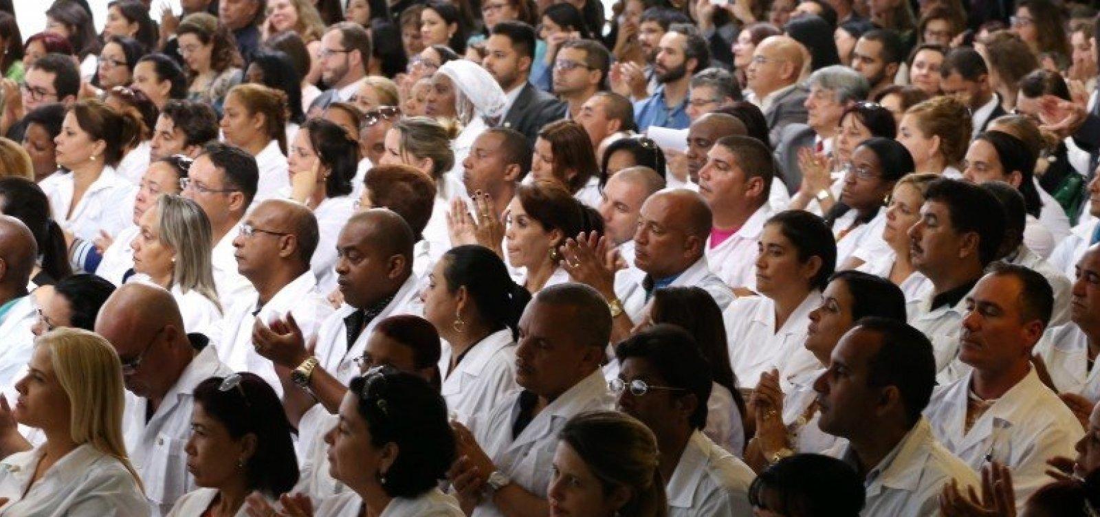 [Futuro ministro da Saúde diz que problema do Mais Médicos não está resolvido ainda]