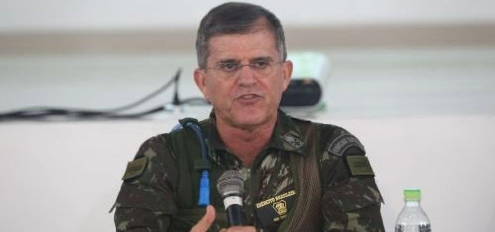 [Moro anuncia general do PSDB como futuro chefe da Segurança Pública]