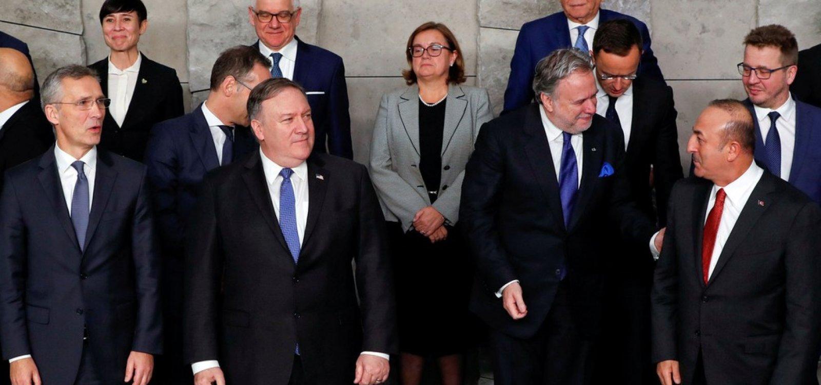 [Otan acusa Rússia de violar tratado de armas nucleares]
