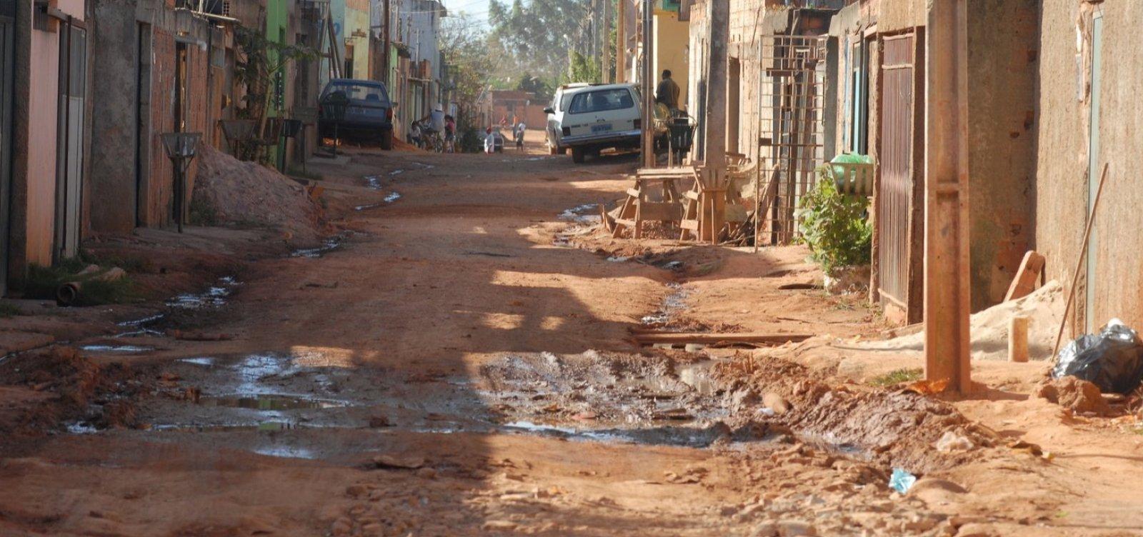 [Bahia tem quase metade da população abaixo da linha da pobreza, diz IBGE]