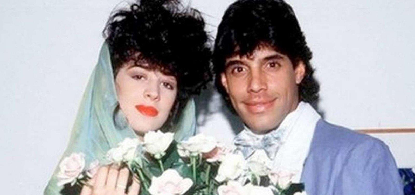 [Claudia Raia relembra casamento com Alexandre Frota: 'Foi insano']