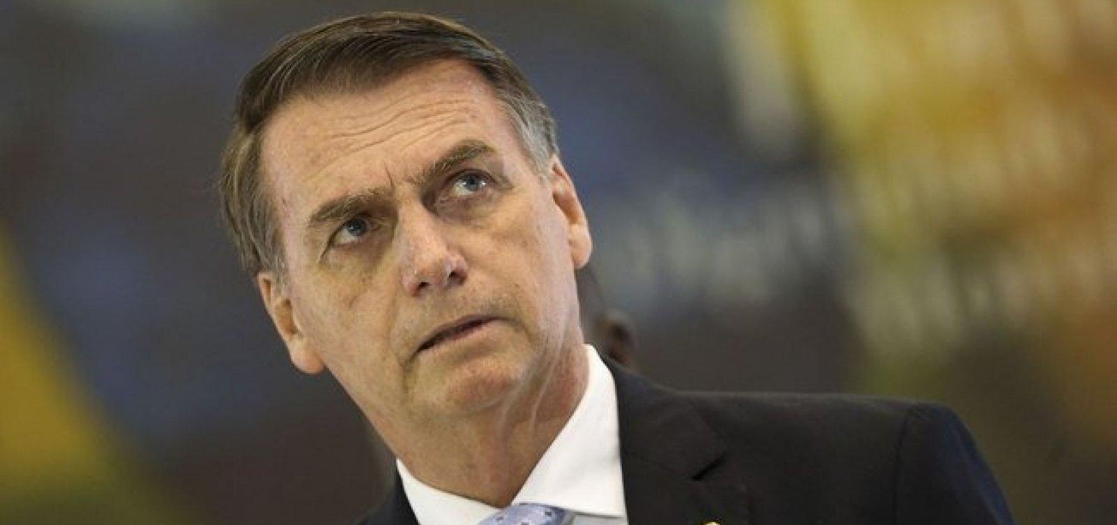 [Bolsonaro quer 'mudar o que for possível' na legislação trabalhista]