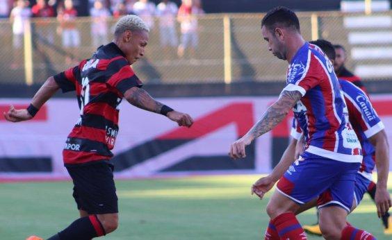 [Ranking da CBF coloca Bahia como melhor do Nordeste; Vitória fica em terceiro]