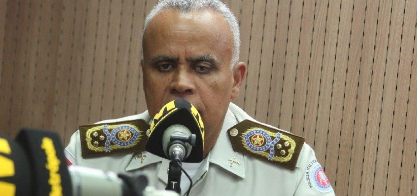 [Comandante da PM-BA espera que governo Bolsonaro endureça leis]