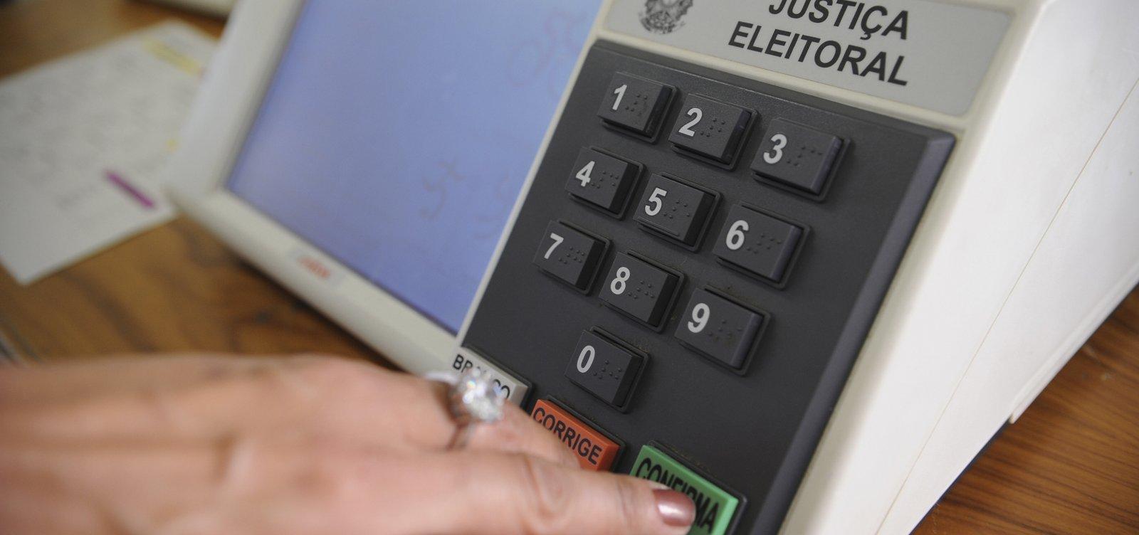 [Eleitor tem até hoje para justificar ausência no primeiro turno]