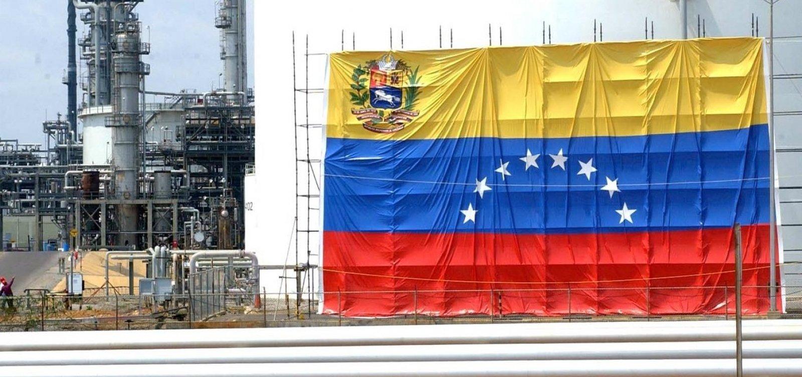 [Na Venezuela falta gás até para cremar mortos ]