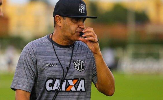 [Marcelo Chamusca é o novo técnico do Vitória]