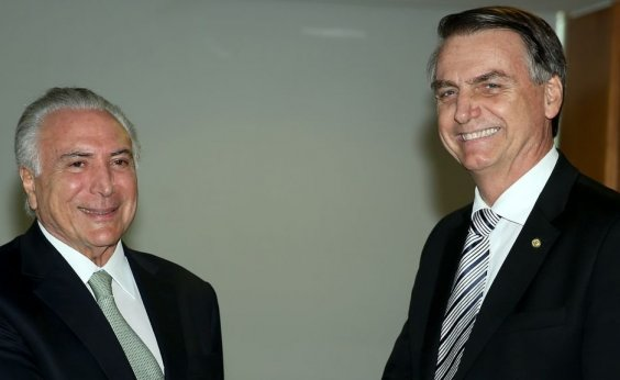 [Temer deixa para Bolsonaro R$ 336 bi em investimentos já encaminhados]
