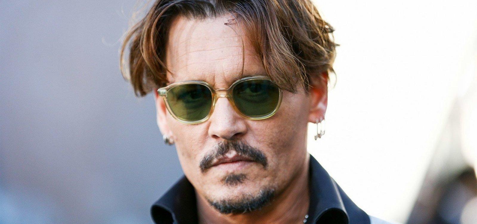 [Johnny Depp vende mansão e irmã do ator fica sem ter onde morar]