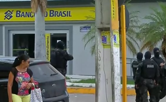 [Tentativa de assalto a bancos deixa 12 mortos no Ceará]