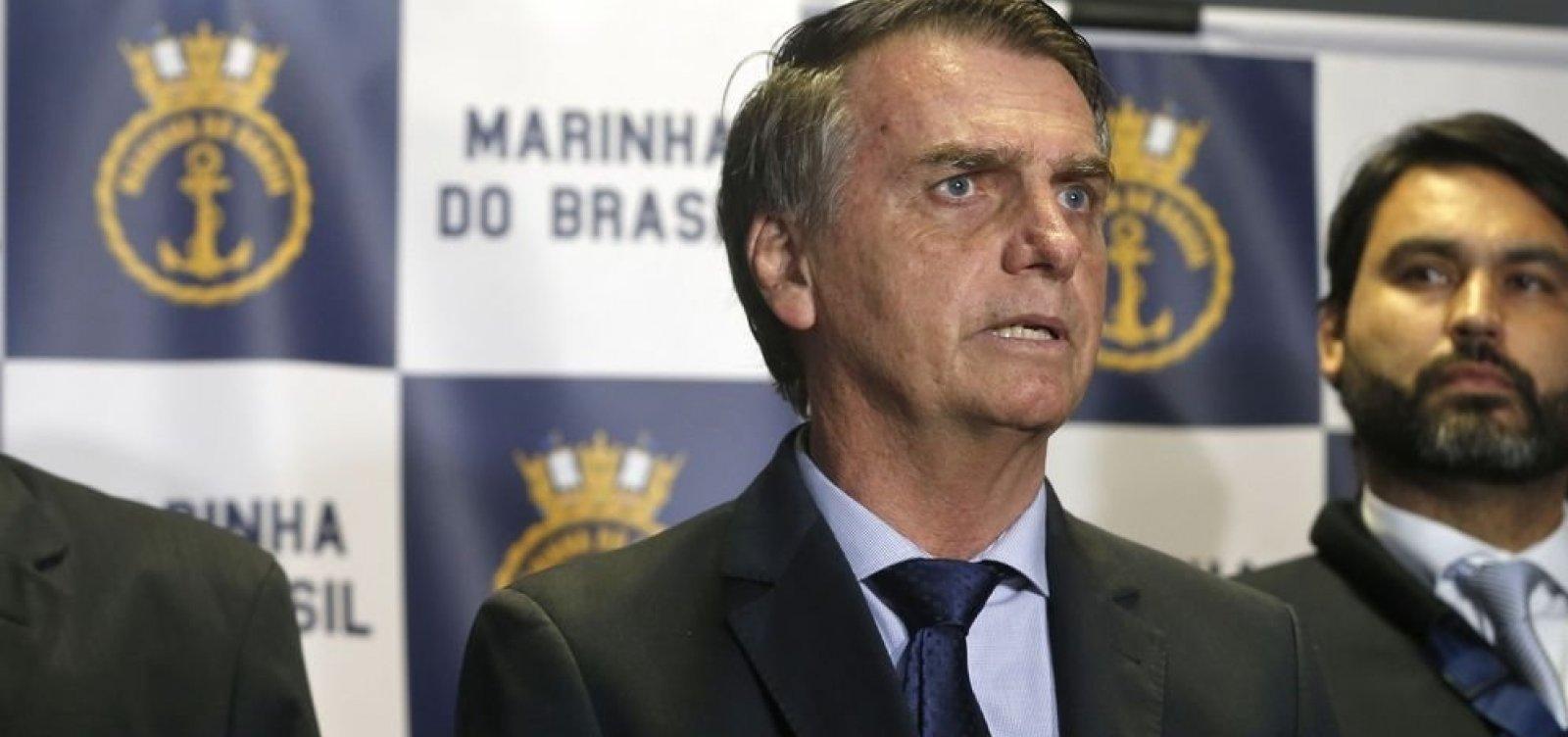 ['Se errei, arco com responsabilidade', diz Bolsonaro sobre empréstimos]