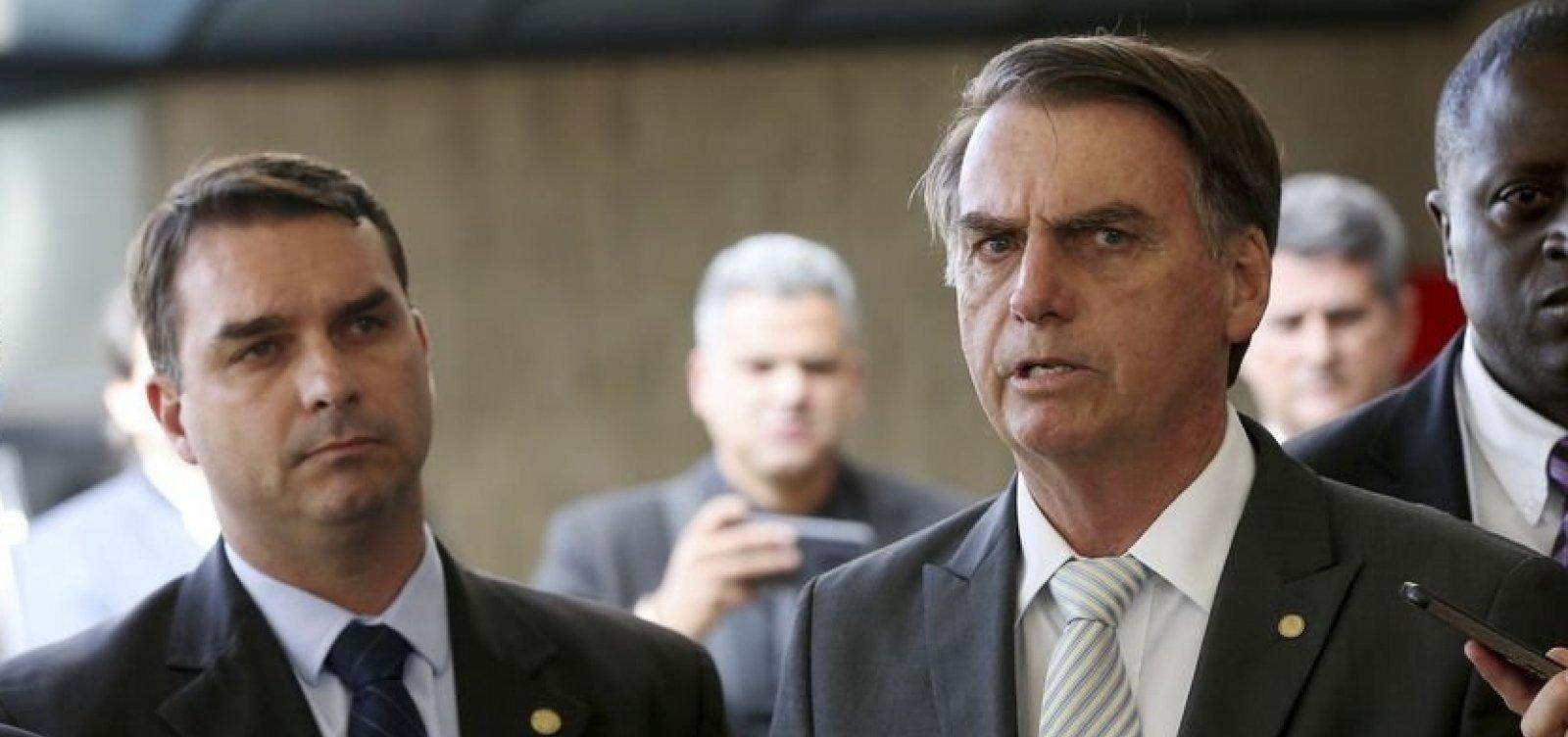 [PT quer incluir aditivos no pedido de investigação de filho e esposa de Bolsonaro, diz coluna]