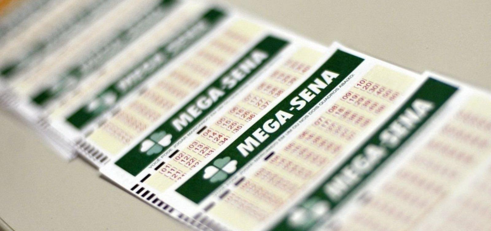 [Mega-Sena acumula mais uma vez e prêmio sobe para R$ 36 milhões]