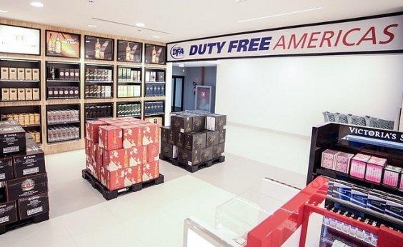 [Duty Free é reinaugurada no aeroporto de Salvador]
