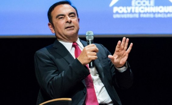 [Ghosn é acusado formalmente de ocultar renda pactuada com Nissan]