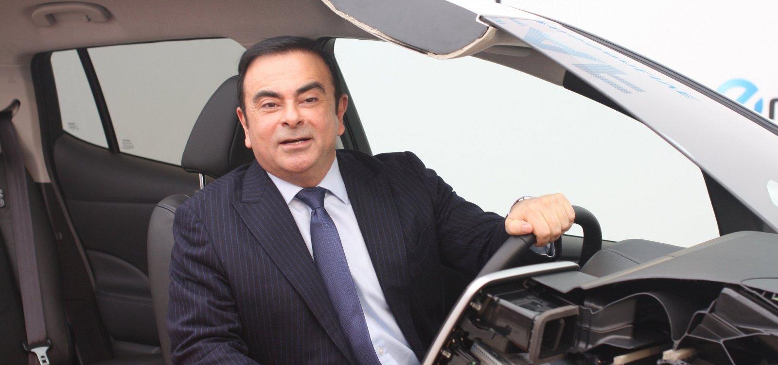 [Justiça autoriza família de Carlos Ghosn a recuperar bens no Rio]