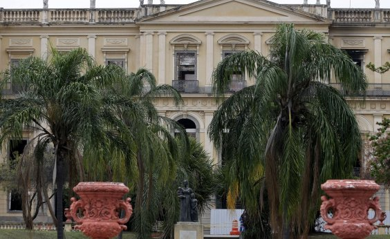 [Governo alemão doa quase 190 mil euros ao Museu Nacional no Rio de Janeiro]