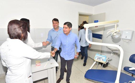 [Prefeitura reinaugura centro de saúde na Boca do Rio]