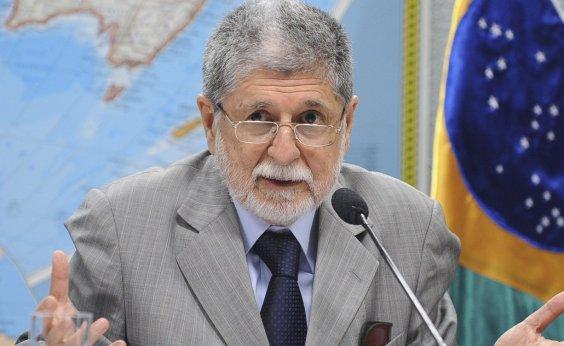 [Celso Amorim defende oposição a Bolsonaro 'deslocada um pouco para a direita']