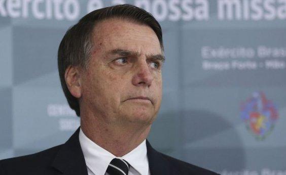 [Em diplomação, Bolsonaro afirma que vai governar para todos]