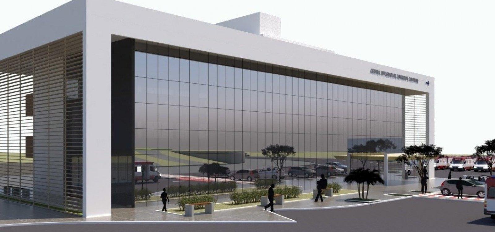 [Tome picuinha! Governo acusa prefeitura de emperrar construção da nova Central Estadual de Regulação]