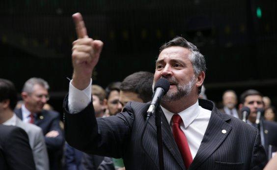 [Deputado do PT suspeita de vazamento de investigação para família Bolsonaro]