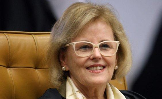 [Rosa Weber exalta Direitos Humanos em discurso na diplomação]