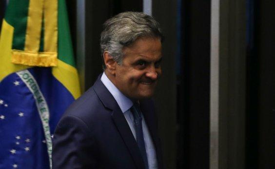 [PF faz buscas em imóveis do senador Aécio Neves e de dois deputados]