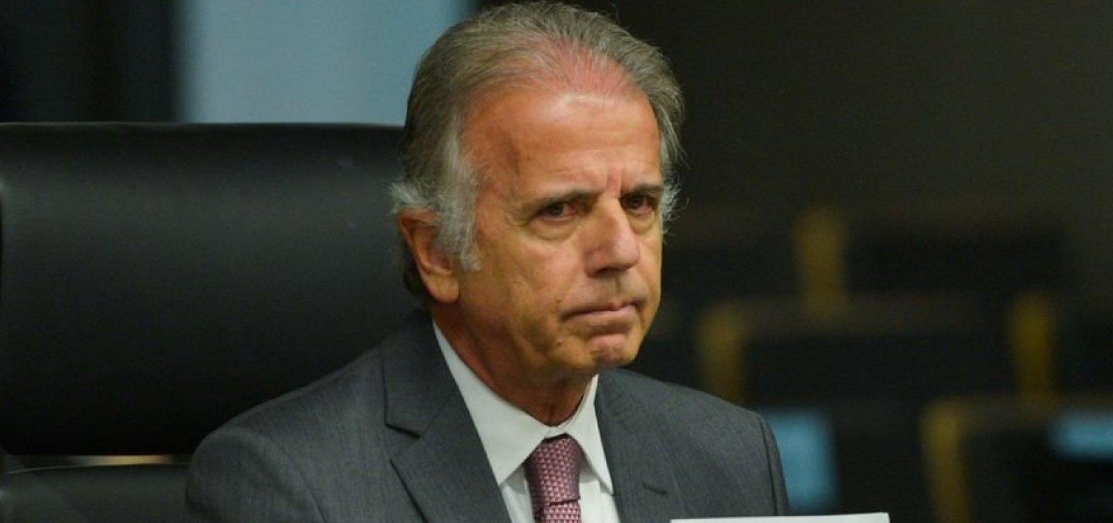 [José Mucio Monteiro assume a presidência do TCU; Ana Arraes será vice]