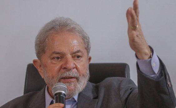 [Juíza nega pedido de senadores petistas para visitar Lula na prisão]