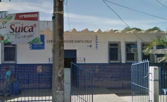 [Posto de saúde invadido por criminosos em Santa Cruz está fechado hoje]