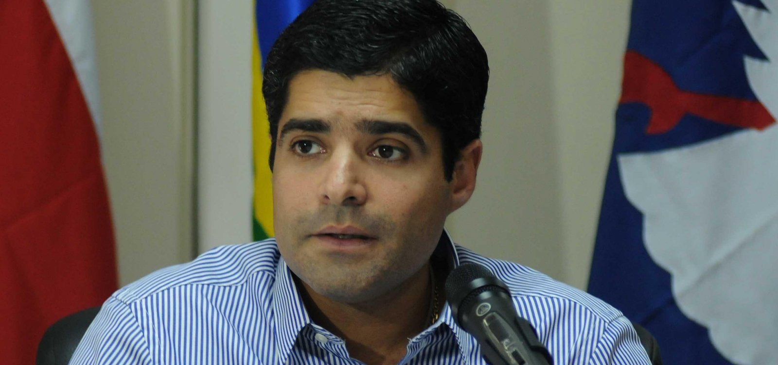 [DEM decide até fevereiro se apoia Bolsonaro, diz Neto]