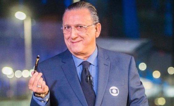 [Galvão Bueno desiste de aposentadoria e renova com a Globo até 2022]
