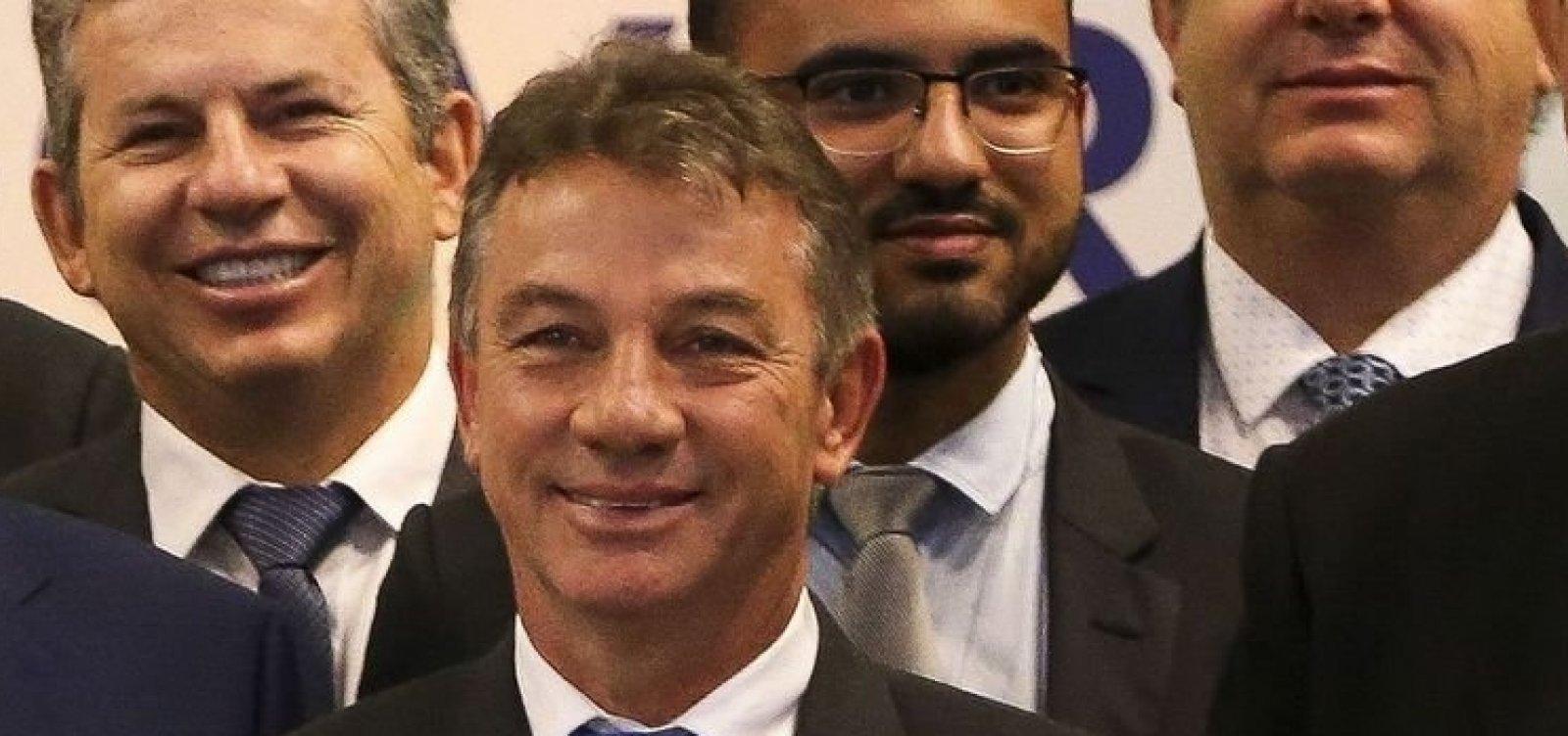[Governador eleito de Roraima defende prolongamento da intervenção federal]