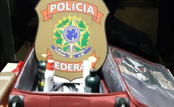 [PF prende três mulheres por tráfico internacional de drogas em Salvador]