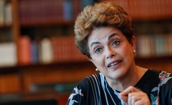 [Dilma se coloca à disposição da Justiça para prestar esclarecimentos]