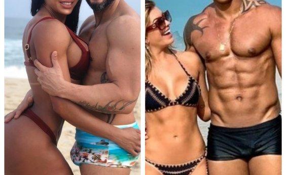 [Comparação entre Belo e Leo Santana diverte Gracyanne: 'Uns com muito, outros com nada' ]