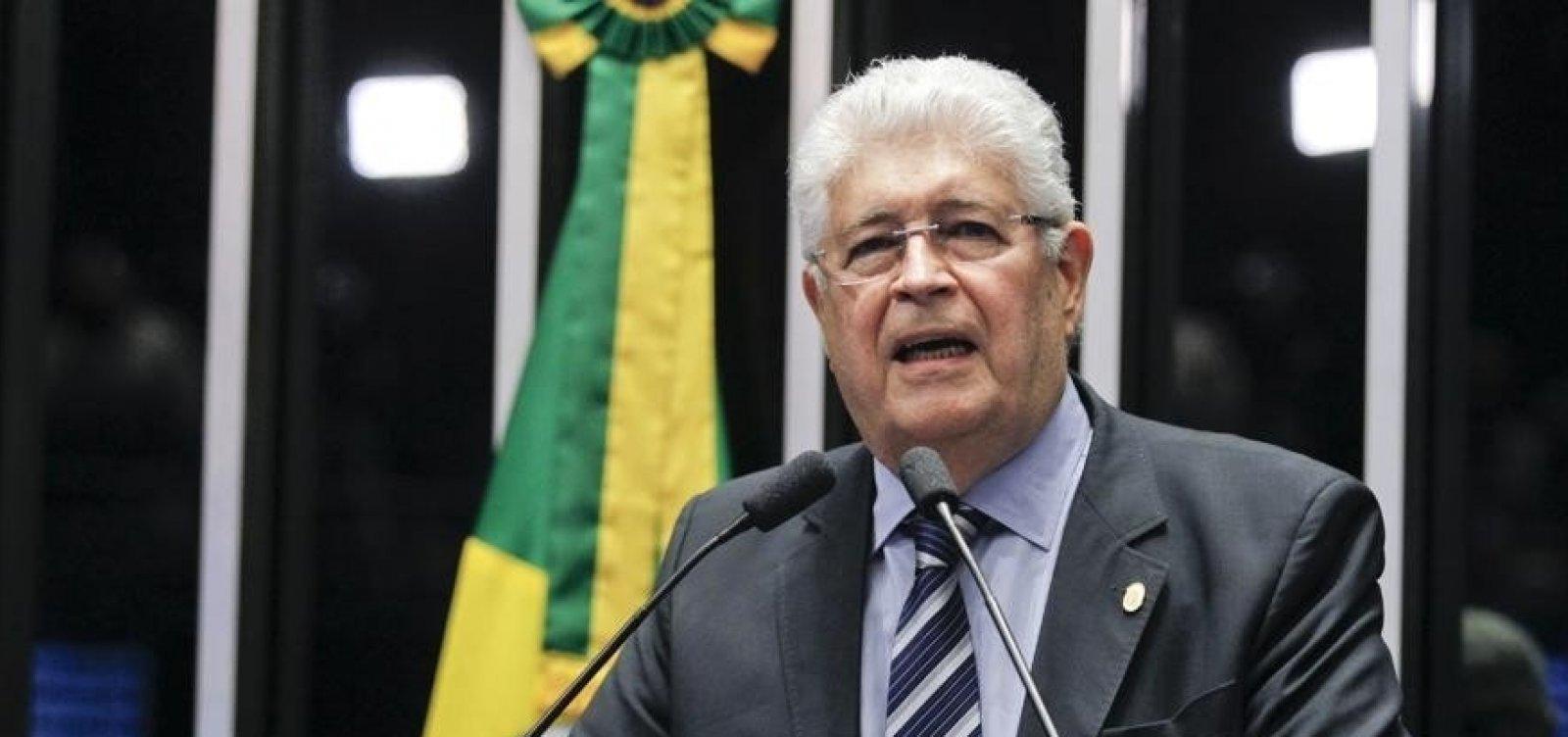 [Senador critica montagem de ministérios de Bolsonaro: 'Momento terrível']