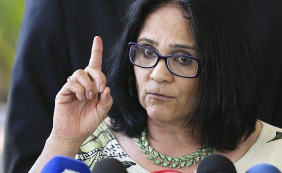 [Futura ministra de Bolsonaro jura que conversou com Jesus num pé de goiaba; vídeo]
