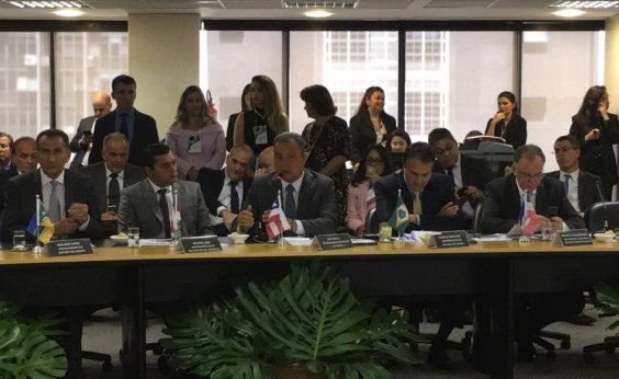[Segurança Pública 'deve estar acima de questões partidárias', diz governador Rui Costa]