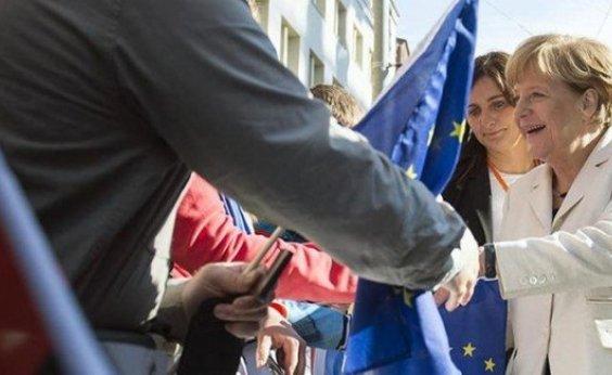 [Merkel diz que Bolsonaro tornará mais difícil acordo entre UE e Mercosul]